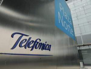 Telefónica Madrid Las Tablas