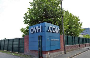 oficinas de OVH