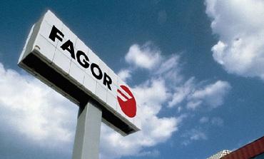 Logo de la marca Fagor.