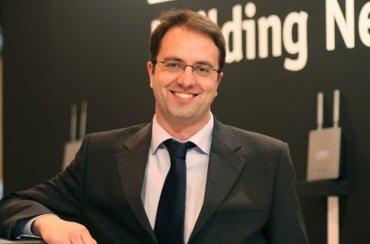 Antonio Navarro, director general de D-Link