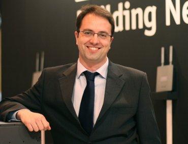 Antonio Navarro, director general de D-Link.