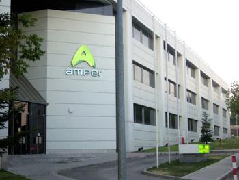 Edificio de Amper.
