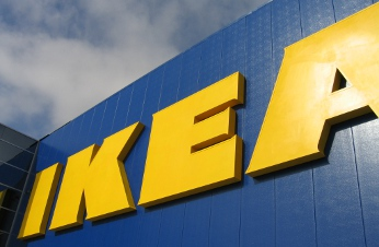 Logo de Ikea.
