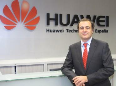 Carlos Delso, director de canal de Huawei Empresas en España.
