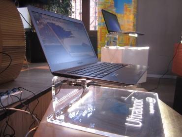 Ultrabook con Ivy Bridge