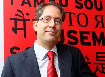 Santiago Madruga, director general de Red Hat España y Portugal