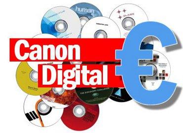 Canon digital.
