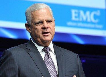 Joe Tucci, CEO de EMC
