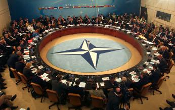 Sede de la OTAN, Bruselas (Bélgica).