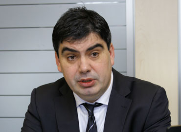 Javier Modúbar, CEO de Ingecom.