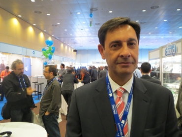 Santiago Méndez, responsable de Azlan.