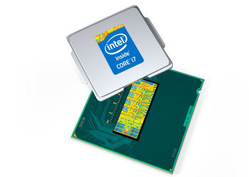 Cuarta generación de procesadores Intel Core