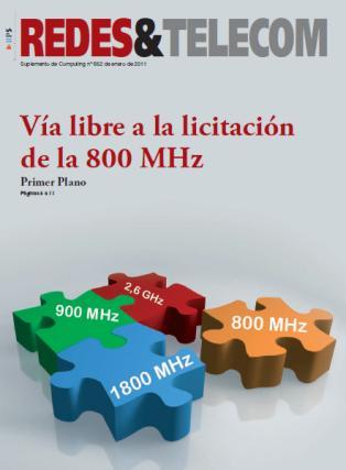 RedesTelecom enero 2011