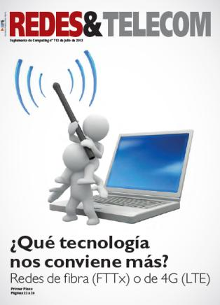 RedesTelecom julio 2013