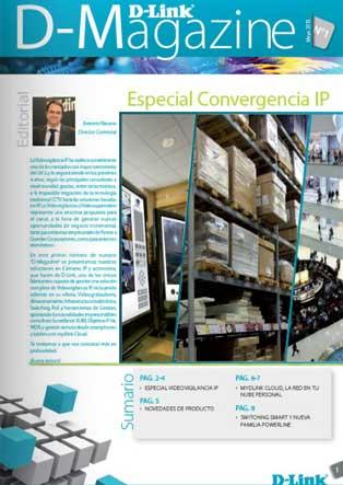 D-Magazine Convergencia IP