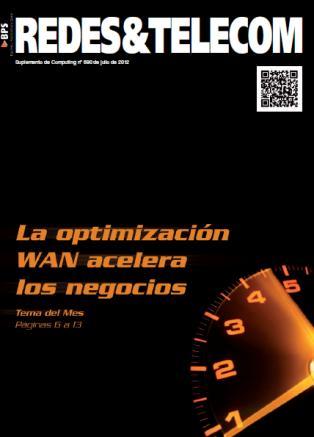 RedesTelecom julio 2012
