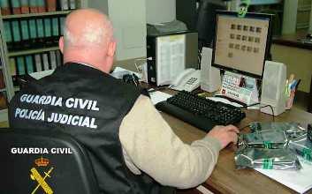 Instalaciones de la Guardia Civil.