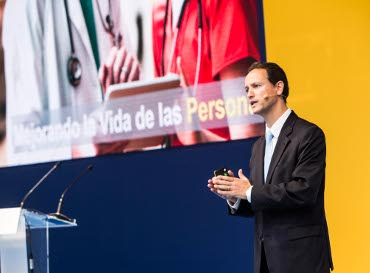 Joao Paulo da Silva, director general de SAP