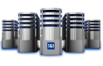 nuevos servidores 1and1