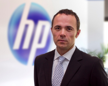 Hewlett-Packard: César Vallecillo, director de HP Networking para España y Portugal