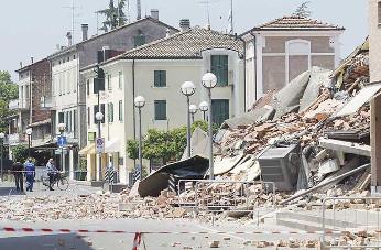 Terremoto Módena