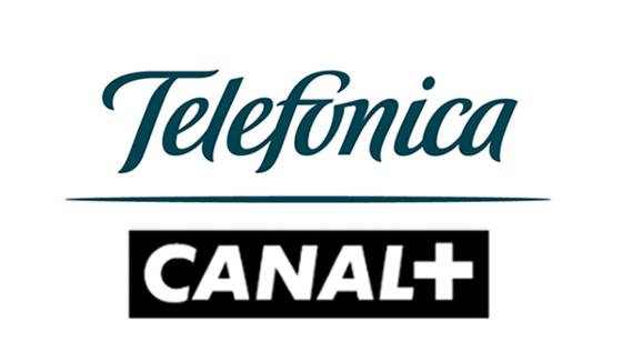 Telefónica se convierte en accionista mayoritario de Canal +