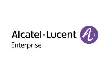 Logo Alcatel Lucent Enterprise.