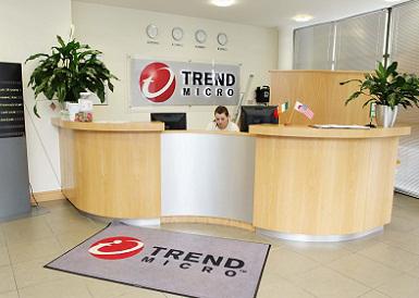 Oficinas de Trend Micro