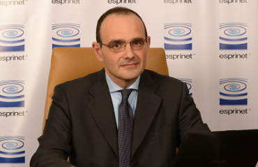 Alessandro Cattani, CEO de Esprinet