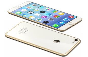 iPhone 6. Apple desbancó a Samsung de la primera posición en el último trimestre de 2014