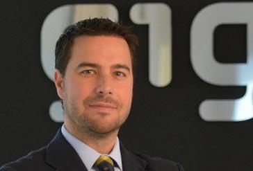 Diego Cabezudo, CEO de Gigas