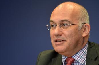 Jean Clovis Pichon, consejero delegado de Alcatel-Lucent Enterprise en España.