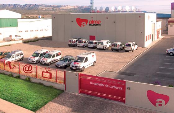 Alma Telecom confía a bcSistemas y Corning la migración a fibra óptica FTTH