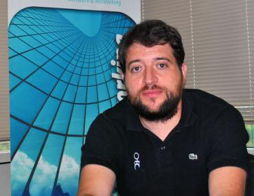 Roberto Alonso, de GTI.