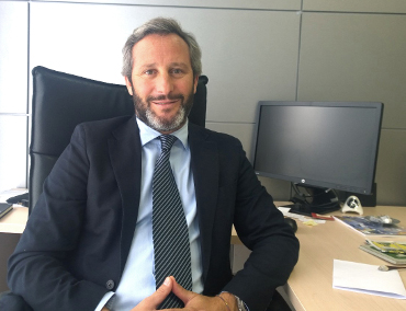 Javier Crespo, gerente de ODM Computers.