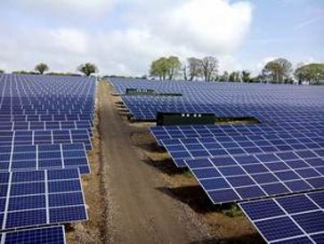 solar, energia,