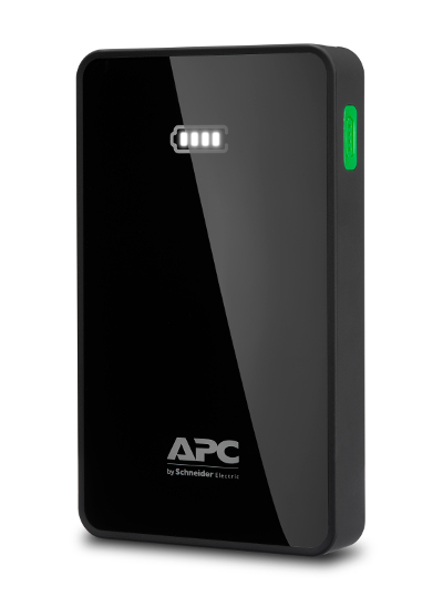 Cargador móvil de baterías de APC para teléfonos y tabletas