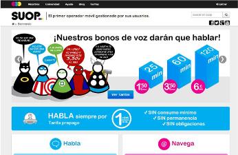 Suop confía en el software libre para ofrecer sus servicios en España