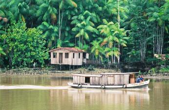 Telefónica y Ericsson despliegan 4G/LTE en el Amazonas peruano