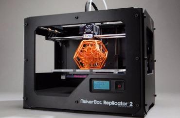 Impresora 3D.