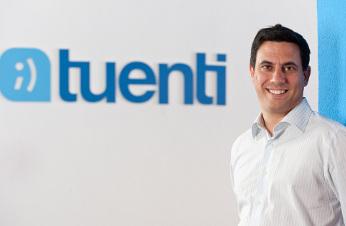 Sebastián Muriel, nuevo CEO de Tuenti.
