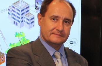 José Antonio Illarregui, director general de bcSistemas