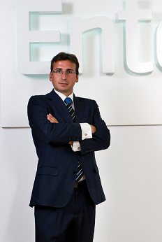 Félix Muñoz, director general de Seguridad del grupo Entelgy