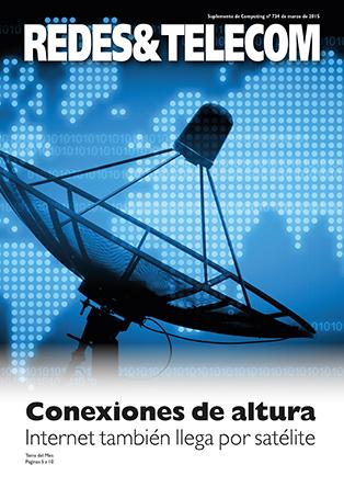 RedesTelecom marzo 2015
