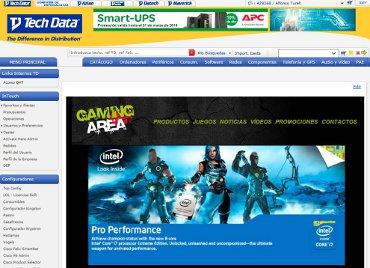 Tech Data gaming