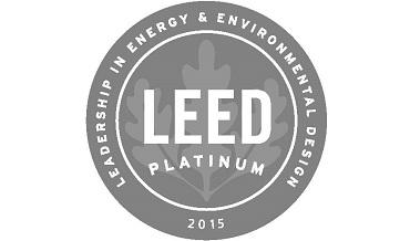 KIO Netwoks LEED Platinum