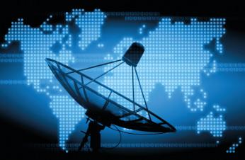 Internet también llega por satélite