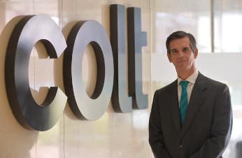 Alejandro Fuster, Network Marketing Manager de Colt