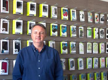 Manuel Hassig, director de Innov8