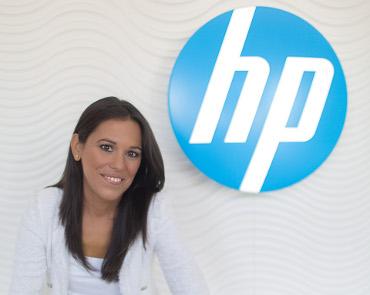 Inés Bermejo, responsable de impresión para el sur de Europa en HP